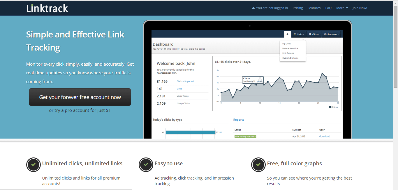 linktrack