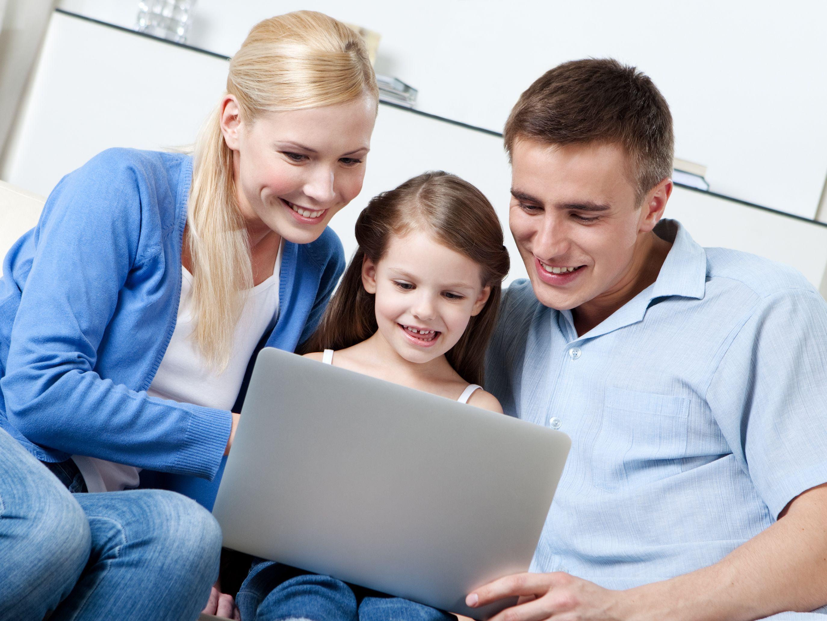 trabajar con la familia desde casa