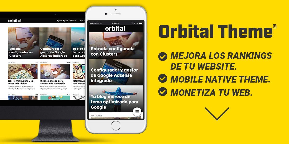 descargar orbital theme gratis